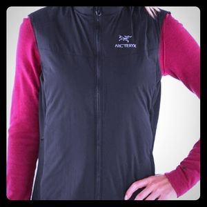 Arcteryx Atom vest women's black